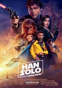 Han Solo: Una historia de Star Wars (2018) HD 1080p Latino