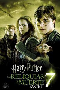 Harry Potter y las reliquias de la muerte – Parte 1 (2010) HD 1080p Latino