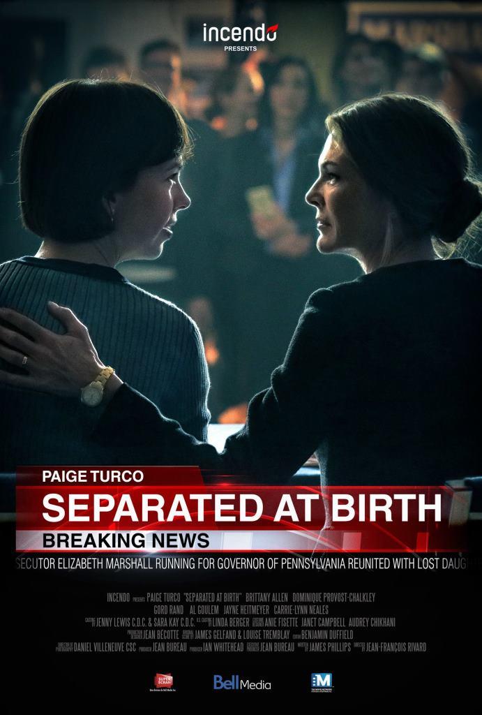 Separadas al nacer