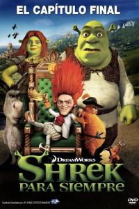 Shrek 4: Felices para siempre (2010) HD 1080p Latino