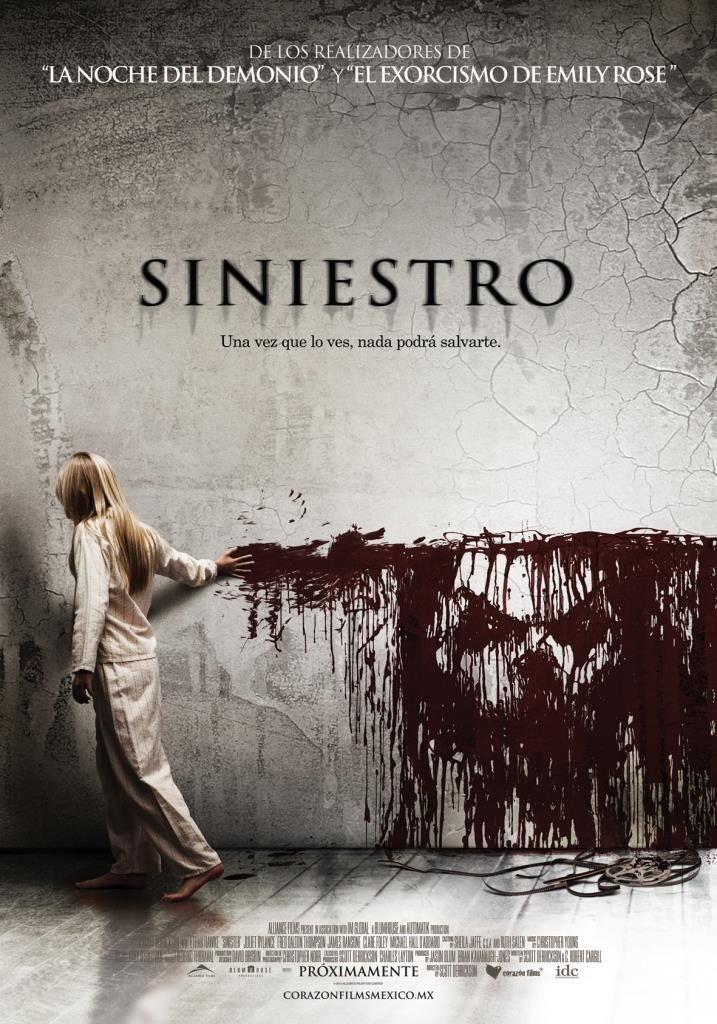 Siniestro (2012) HD 1080p Latino