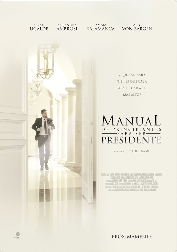 Manual de principiantes para ser Presidente