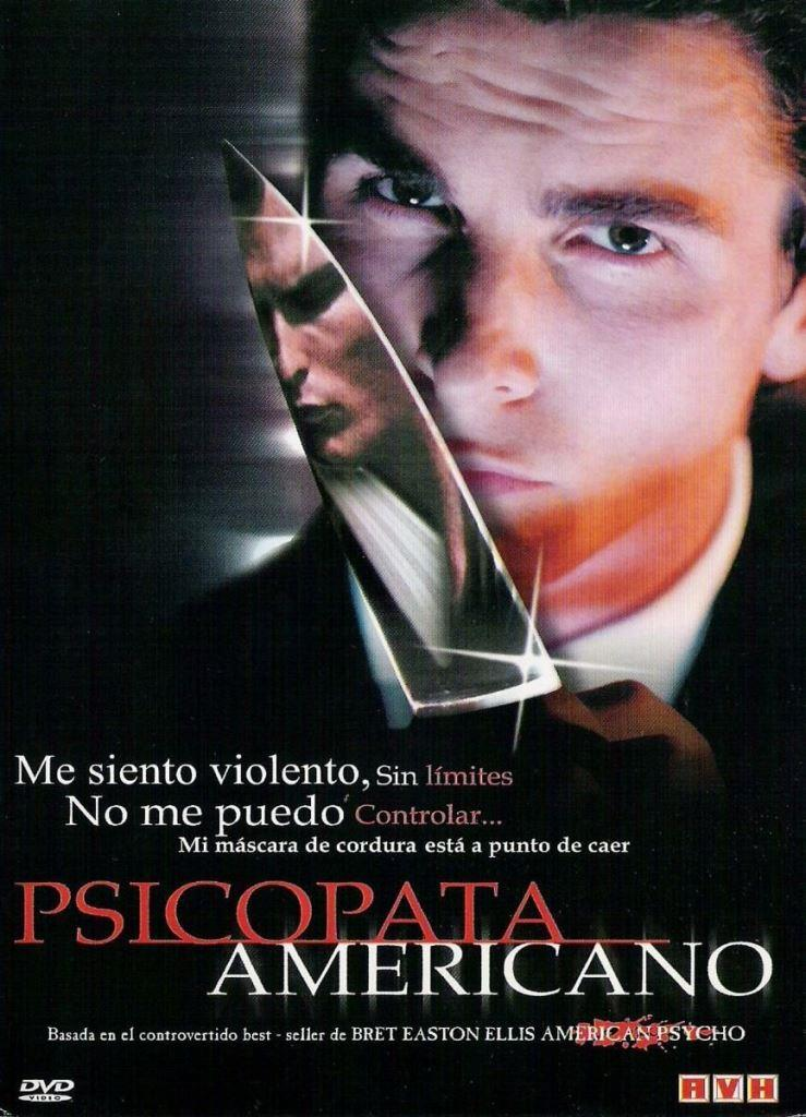 Psicópata Americano (2000) HD 1080p Latino