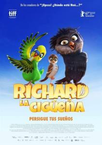 Richard, la cigüeña (2017) HD 1080p Latino