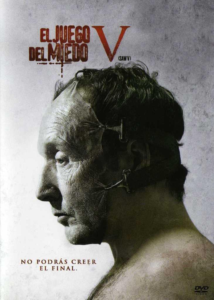 El juego del miedo 5 (2008) HD 1080p Latino