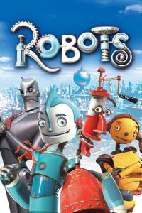 Robots (2005) HD 1080p Latino