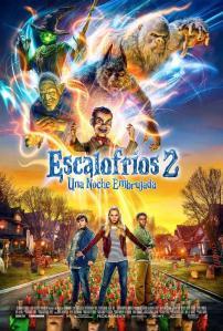 Escalofríos 2: Noche de Halloween (2018) HD 1080p Castellano