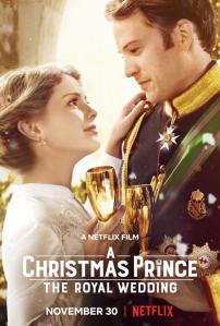 Un príncipe de Navidad: La boda real (2018) HD 1080p Latino