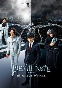 Death Note 3: El nuevo mundo (2016) HD 1080p Subtitulado