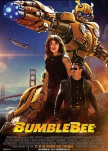Bumblebee (2018) HD 1080p Español