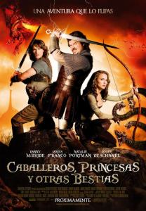 Caballeros, princesas y otras bestias (2011) HD 1080p Latino