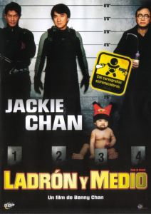Dos ladrones y medio (2006) HD 1080P Latino