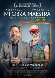 Mi obra maestra (2018) HD 1080p Latino