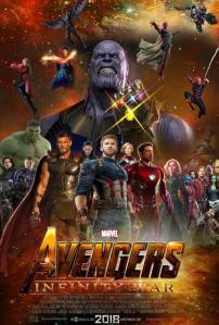 Vengadores: Infinity War (2018) Open Matte HD 1080p Latino