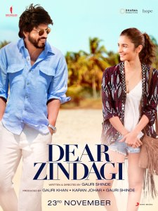 Dear Zindagi (2016) HD 1080p Latino