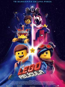 La LEGO película 2 (2019) HD 1080p Latino