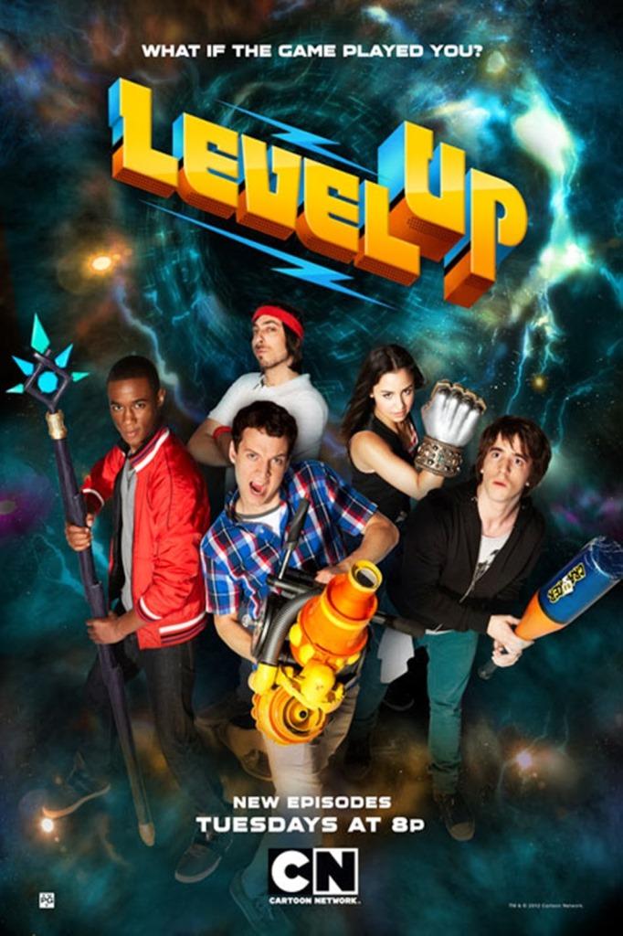 Level Up: La película (2011) HD 1080p Latino