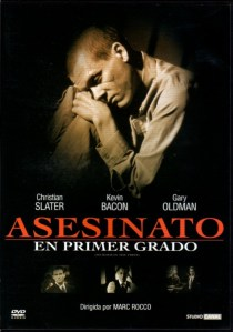 Asesinato en primer grado (1995) HD 1080p Latino
