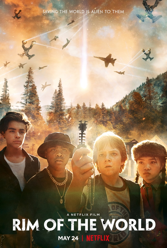 Campamento en el Fin del Mundo (2019) HD 1080p Latino
