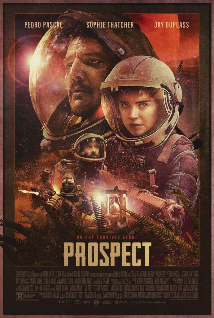 Prospect (2018) HD 1080p Latino