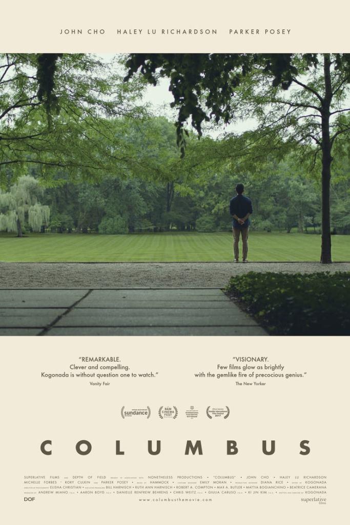 Columbus (2017) HD 1080p Latino