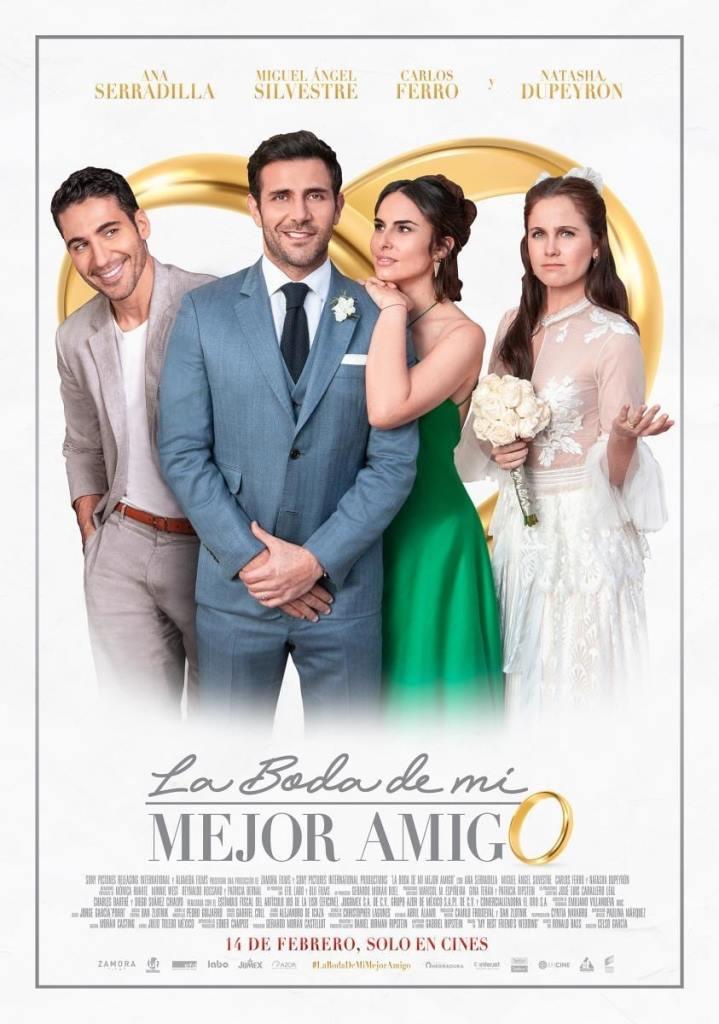 La boda de mi mejor amigo (2019) HD 1080p Latino