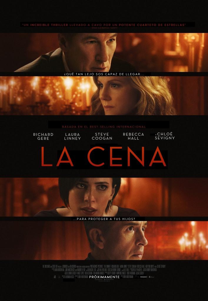 La cena (2017) HD 1080p Latina