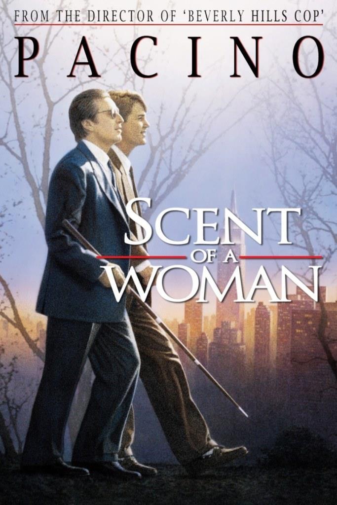 Perfume de Mujer (1992) HD 1080p Latino
