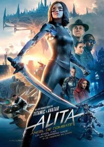 Alita: Ángel de Combate (2019) HD 1080p Latino