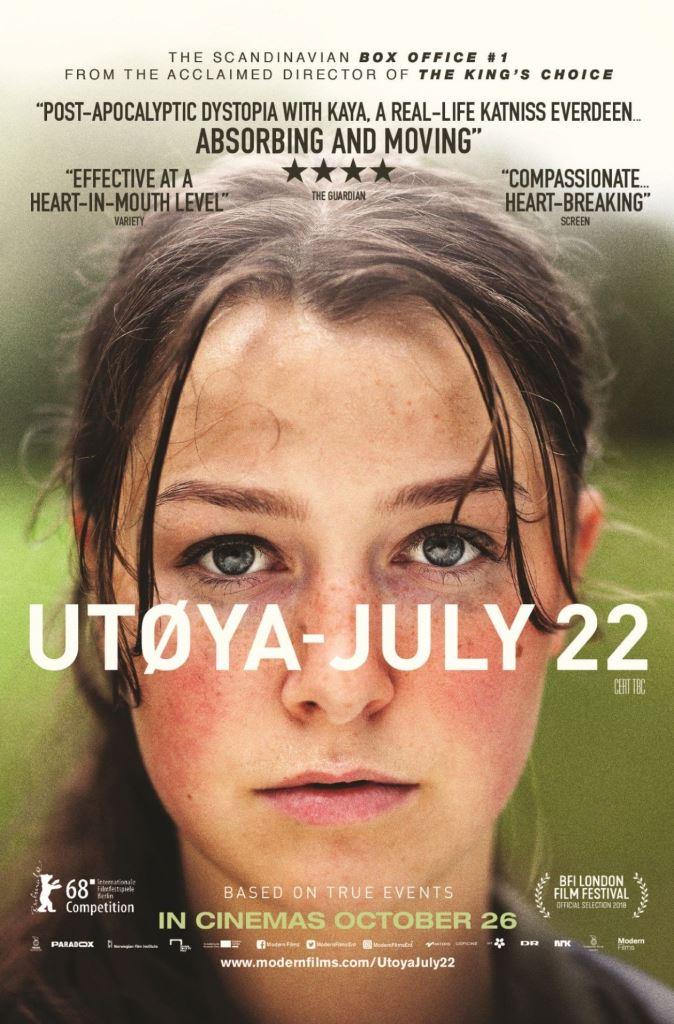 El atentado del siglo Utoya (2018) HD 1080p Latino