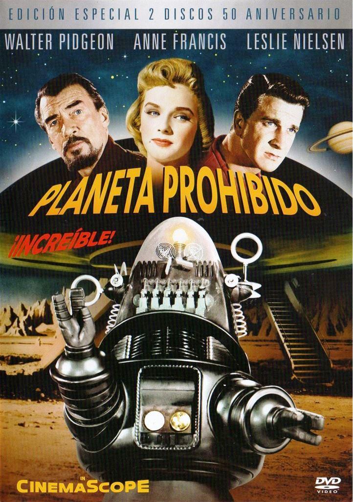 El planeta desconocido (1956) HD 1080p Castellano