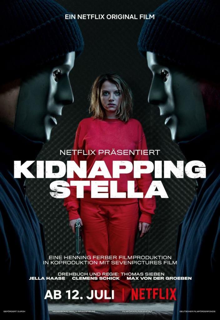 El secuestro de Stella (2019) HD 1080p Latino