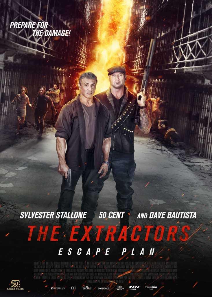 Escape Plan: The Extractors (2019) HD 1080p Latino