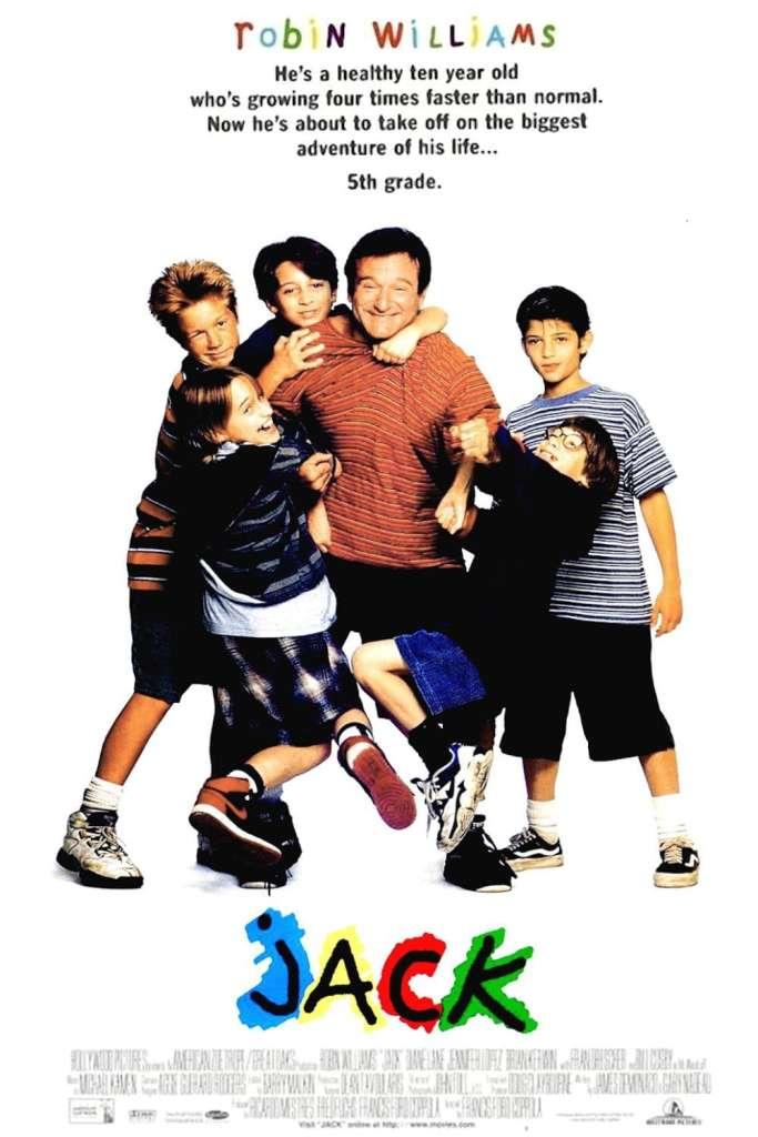 Jack (1996) HD 1080p Latino