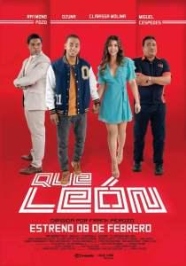 Qué León: Una vaina loca (2018) HD 1080p Latino