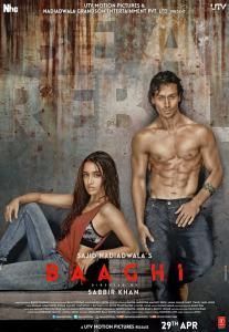 Baaghi (2016) HD 1080p Español Latino