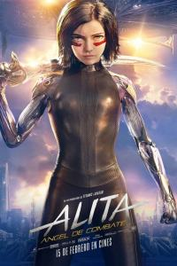 Battle Angel La Última Guerrera (2019) OPEN MATTE HD 1080p Latino