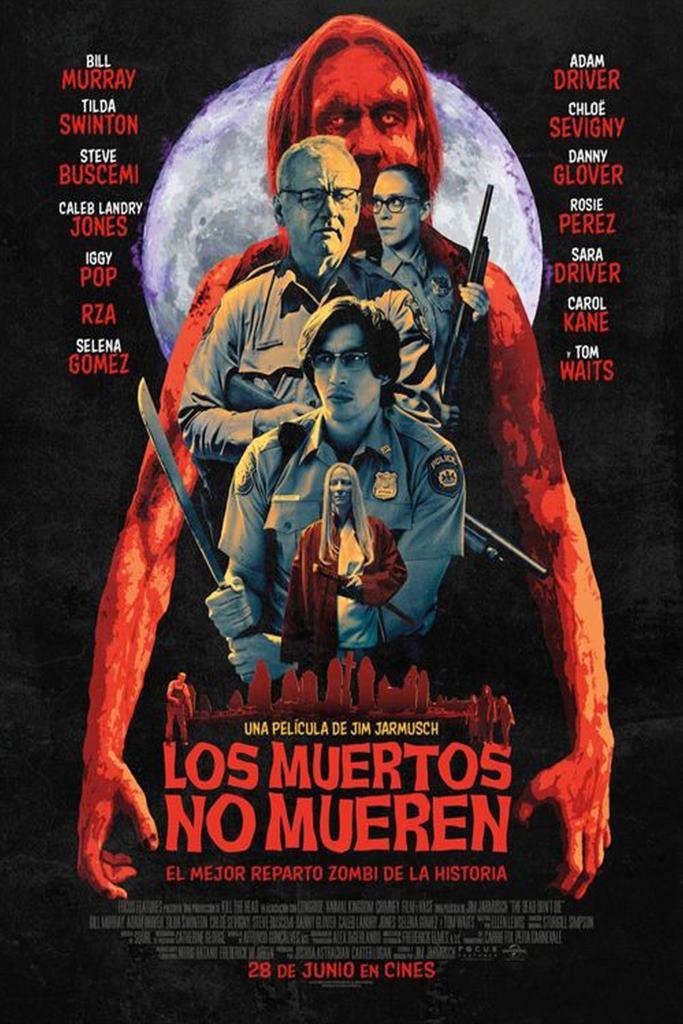 Los muertos no mueren (2019) HD 1080p Latino