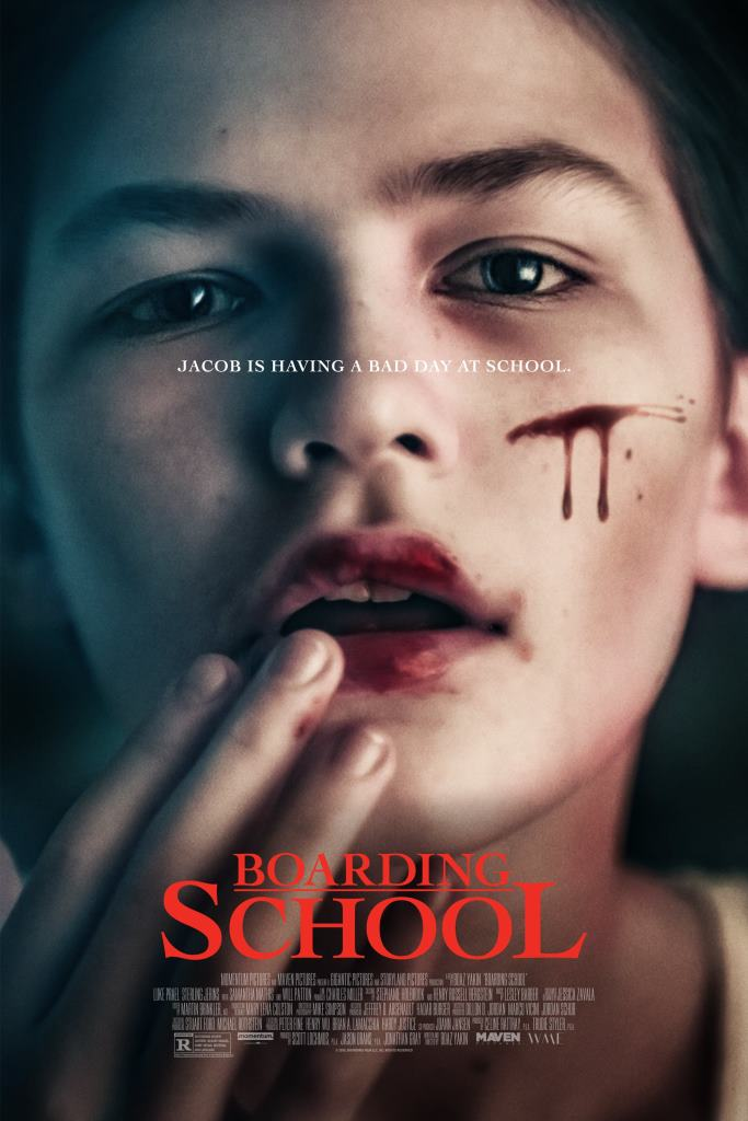 Boarding School (2018) HD 1080p Latino