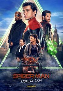 Spider-Man: Lejos de Casa (2019) HD 1080p Latino