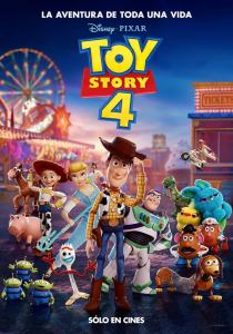 Toy Story 4 (2019) HD 1080p Subtitulado Ingles