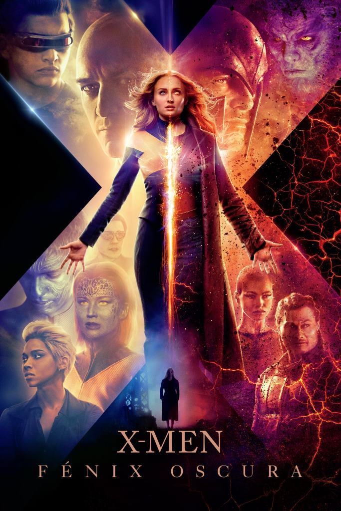 X-Men: Fénix Oscura (2019) HD 1080p Latino