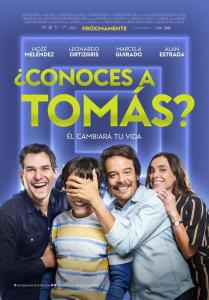 ¿Conoces a Tomás? (2019) HD 1080p Latino