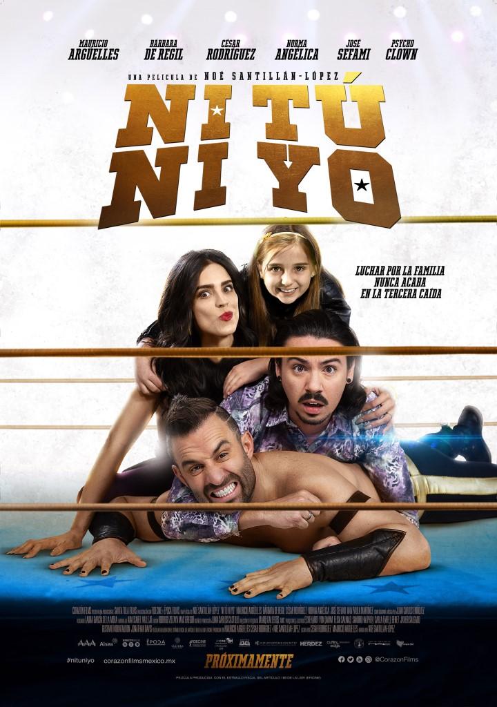 Ni tú ni yo (2018) HD 1080p Latino