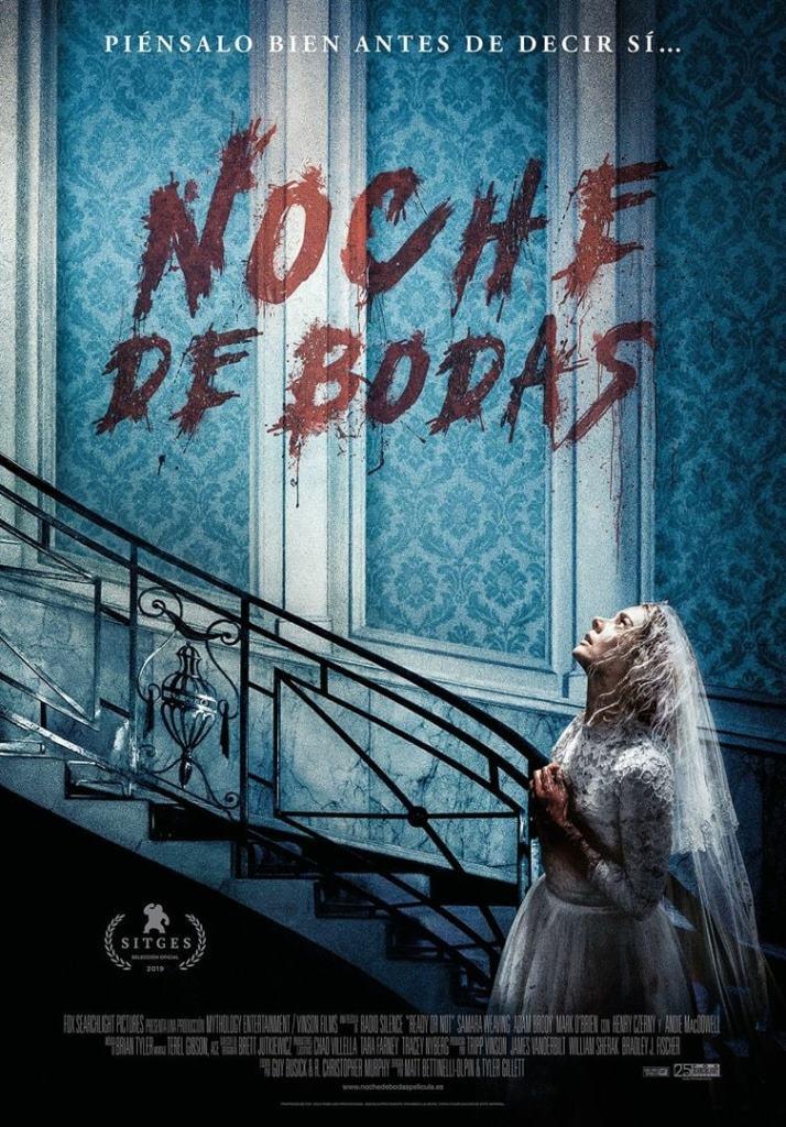 Boda Sangrienta (2019) HD 1080p Latino