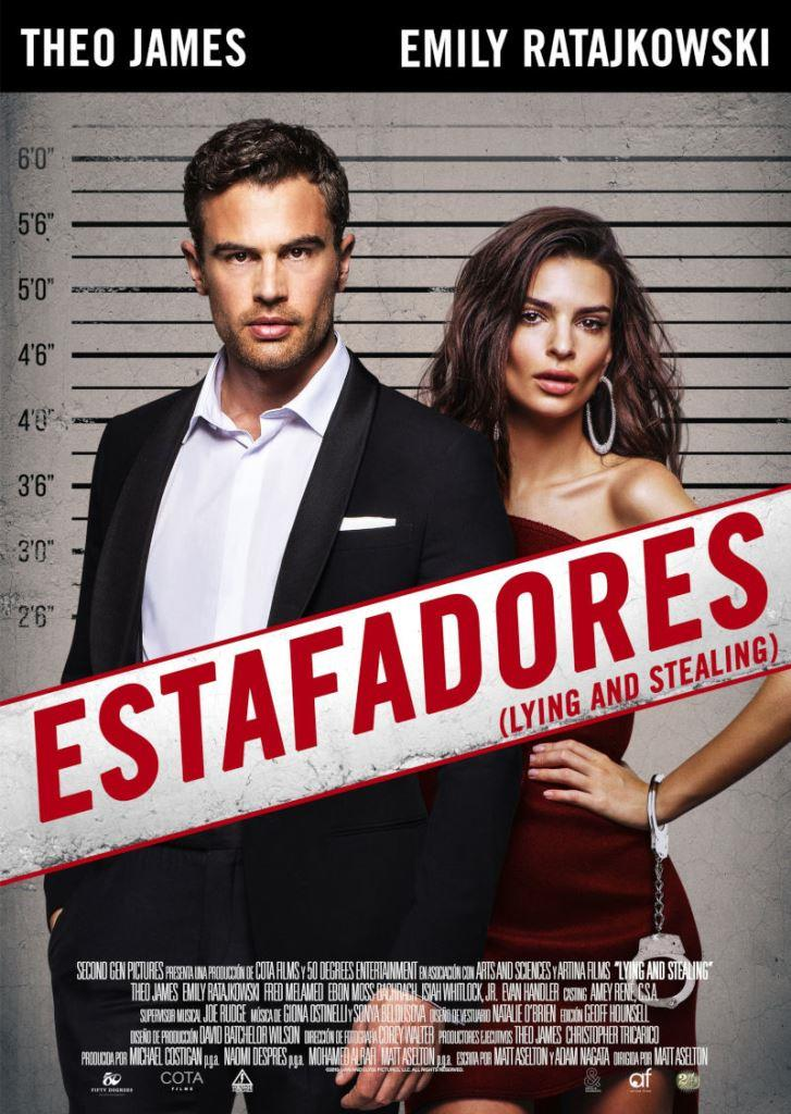 Estafadores (2019) HD 1080p Latino
