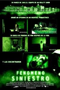 Fenómenos siniestros (2011) HD 1080p Latino