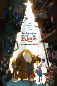 La leyenda de Klaus (2019) HD 1080p Latino