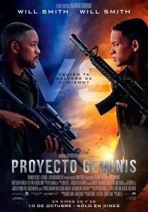 Proyecto Géminis (2019) HD 1080p Subtitulado