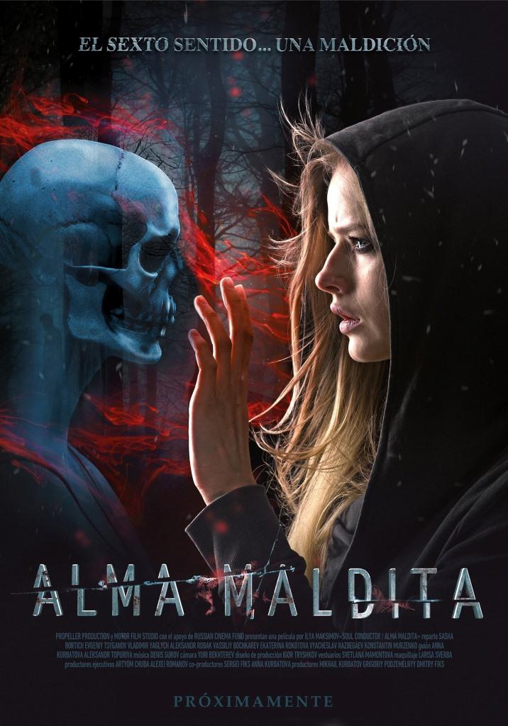 Alma maldita (2018) HD 1080p Latino